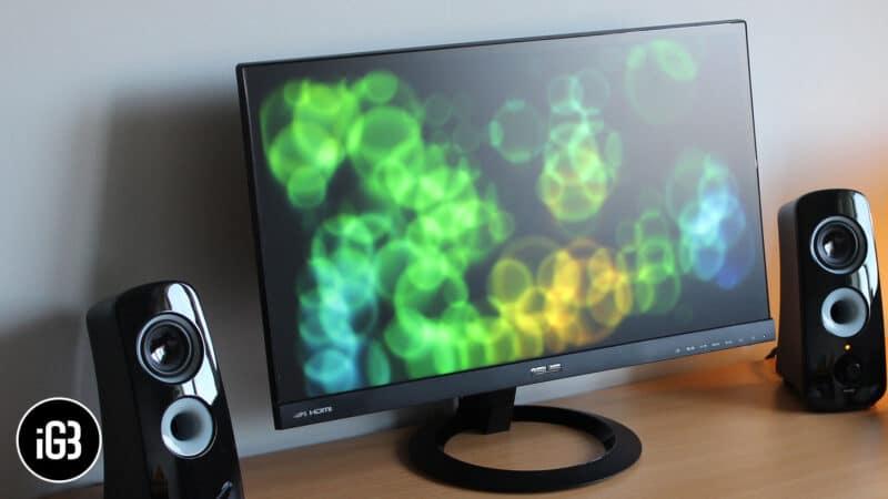Best Mac Mini Monitors