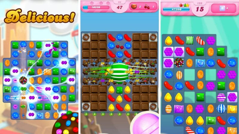 Best Match-3 Puzzle Games for iPhone and iPad