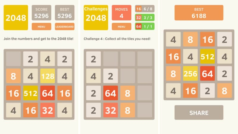 Best Number Games for iPhone and iPad