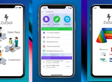 Best Order Entry Management Apps for iPhone and iPad