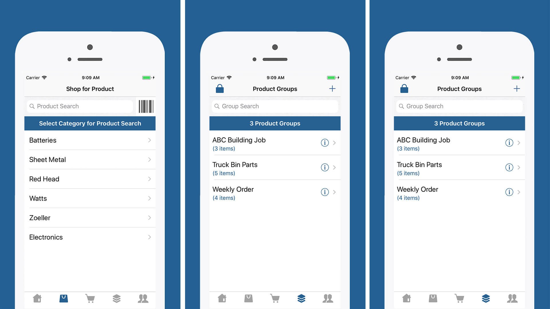 Best Order Entry Management Apps for iPhone