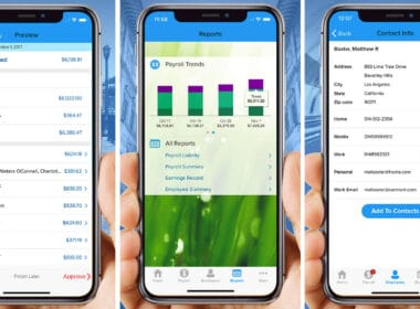 Best Payroll Management iPhone and iPad Apps