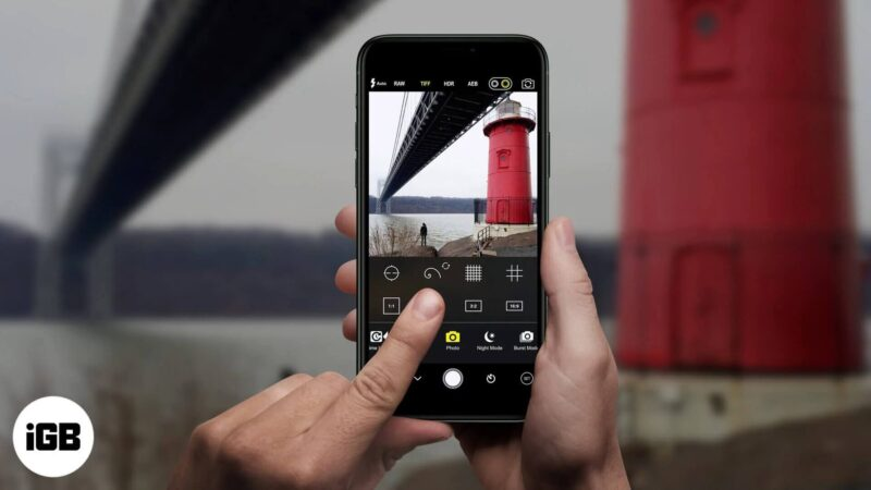 Best RAW Photo Editing iPhone and iPad Apps