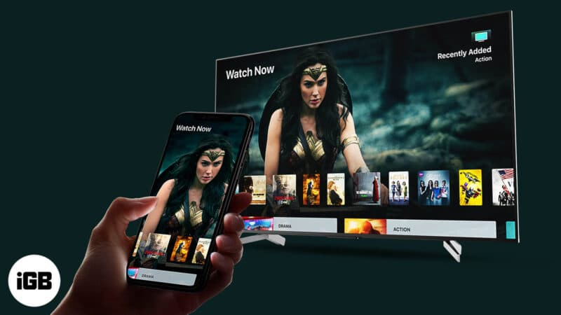 Best Screen Mirroring Apps for iPhone and iPad