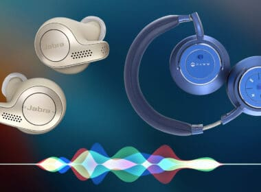 Best Siri Compatible Bluetooth Headphones for iPhone, iPad Pro, Apple Watch