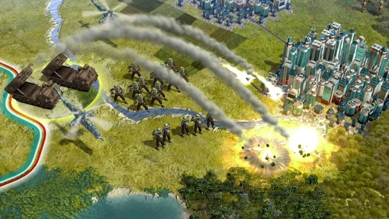 Best Strategy Games for Mac