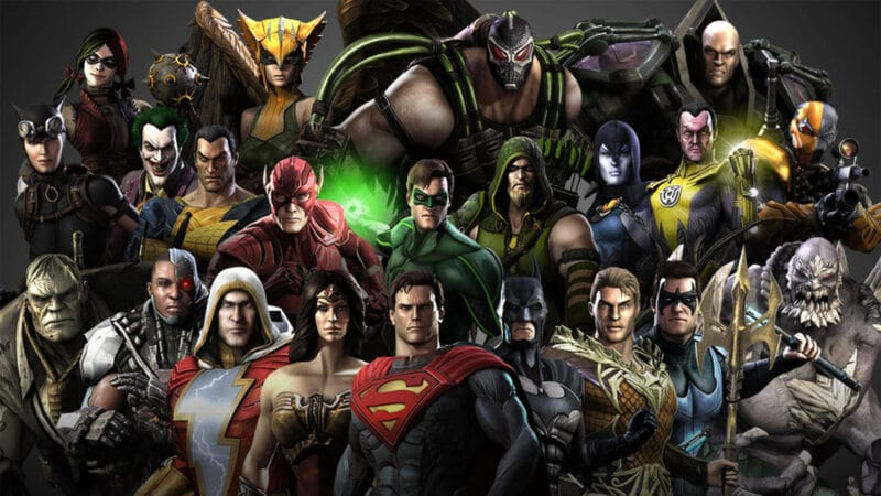Best Super Hero Games for iPhone and iPad