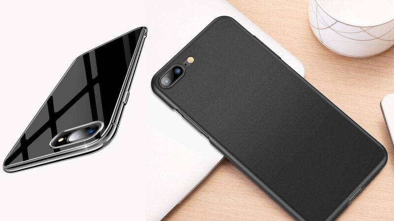 Best Thin Cases for iPhone 8 Plus