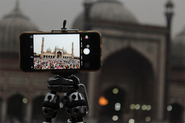 Best Tripods for iPhone