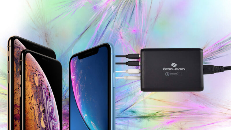 Best USB C Chargers for iPhone Xs Max, XS, and iPhone XR