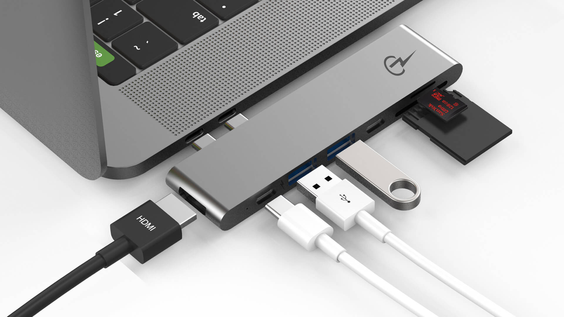Best USB-C Hubs for MacBook Pro in 2021 - iGeeksBlog
