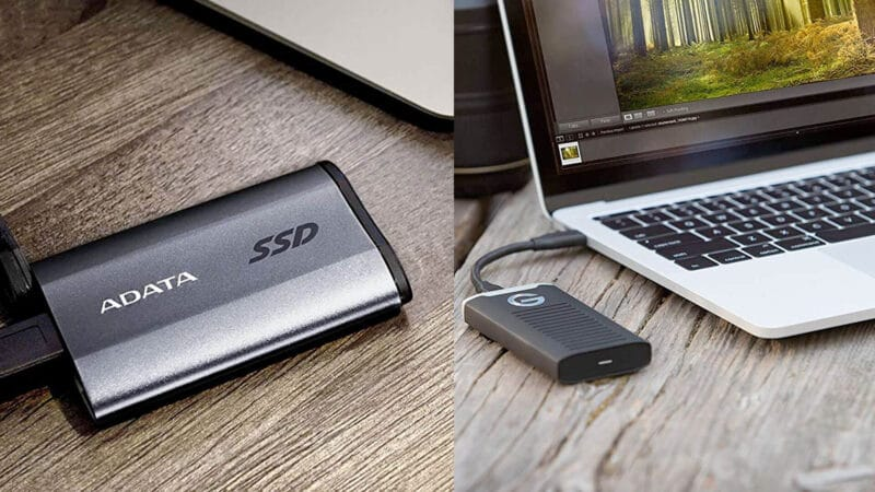 Best USB-C SSDs for Mac