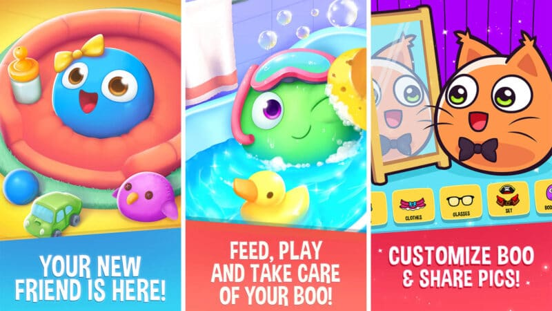 Best Virtual Pet Apps for iPhone and iPad