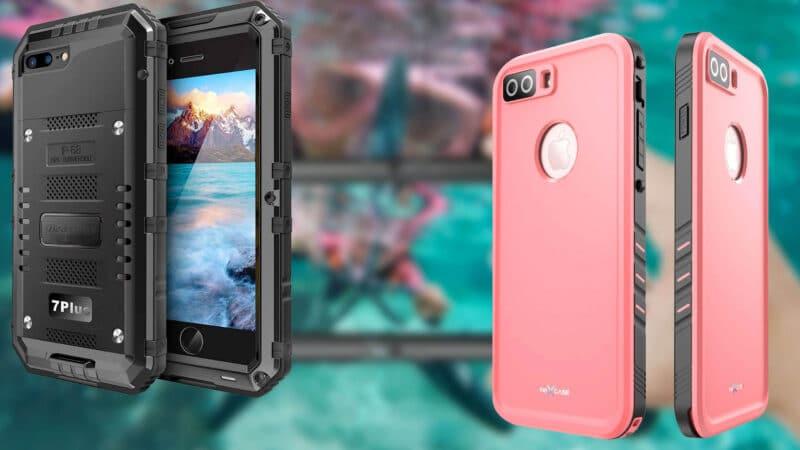 Best Waterproof Cases for iPhone 8 Plus
