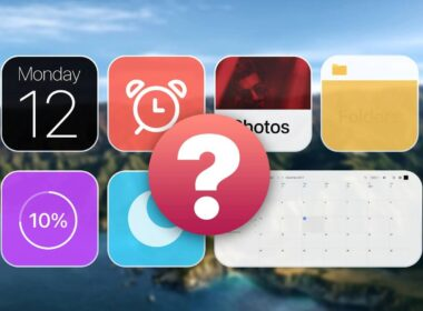 Best Widgets for macOS Big Sur