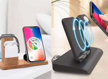 Best Wireless Charging Stands for iPhone Xs Max, Xs, and XR