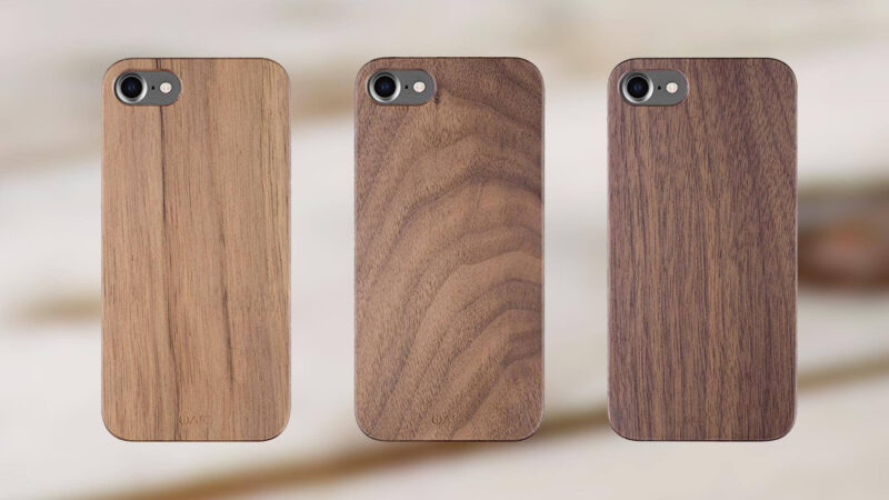 Best Wooden Cases for iPhone 7