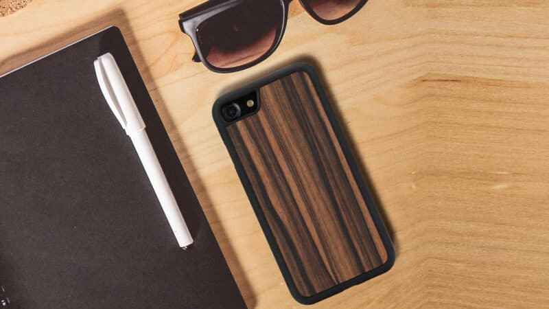 Best Wooden Cases for iPhone 8
