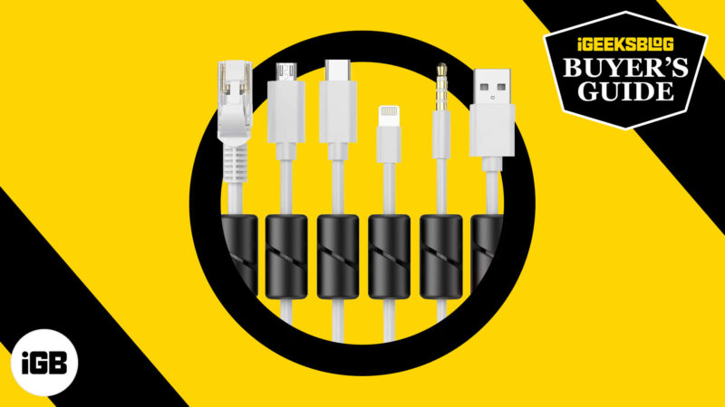 Best cable management accessories