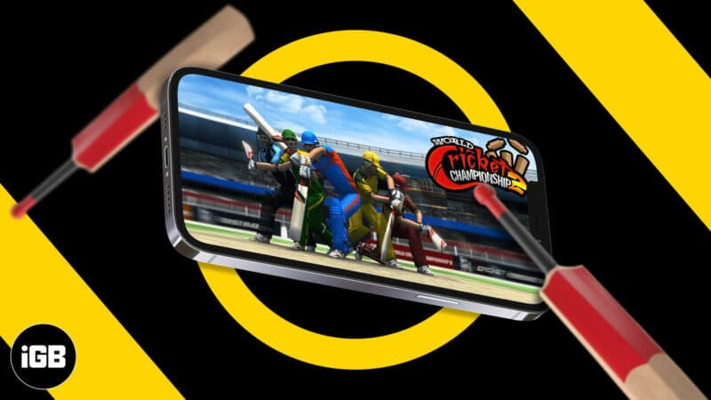 Best cricket games for iPhone and iPad