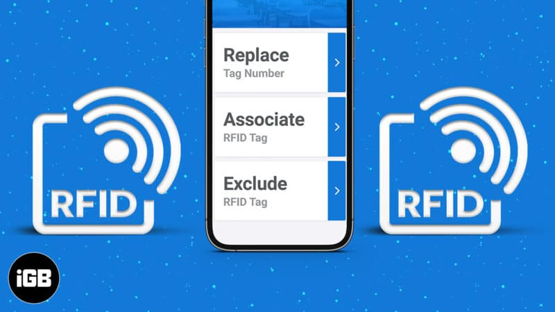 Best free RFID apps for iPhone and iPad