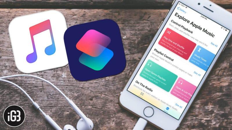 Best iOS 12 Apple Music Siri Shortcuts