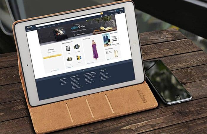 Best iPad 2018 Leather Cases