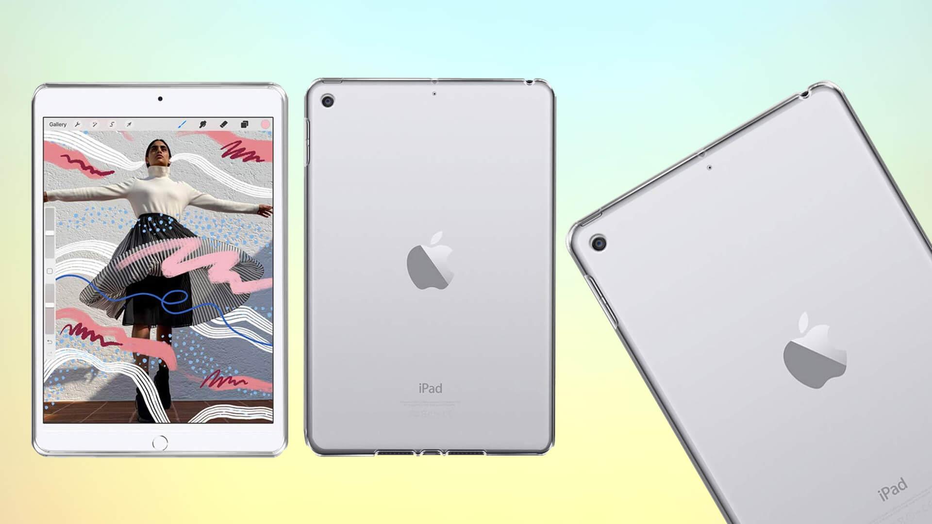 Best iPad Mini 5 Clear Cases