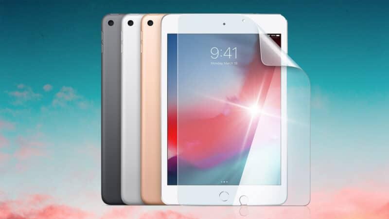 Best iPad Mini 5 Tempered Glass Screen Protectors
