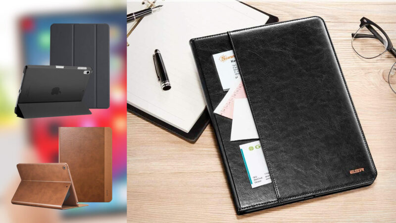 Best iPad Pro 11-inch Folio Cases