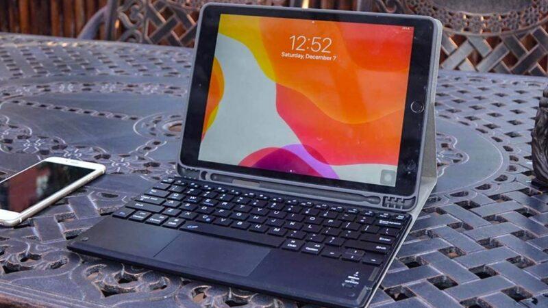 Best iPad Trackpad Keyboard Cases