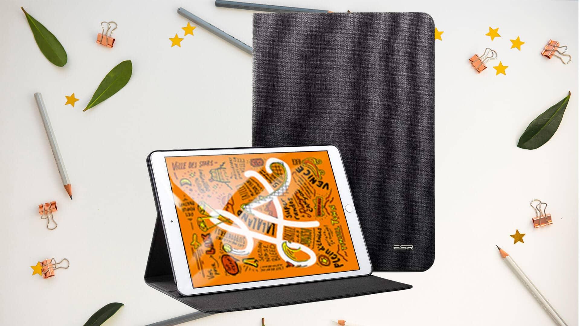 Best iPad mini 5 Leather Cases