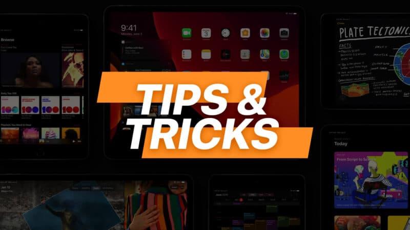 Best iPadOS 13 Tips and Tricks