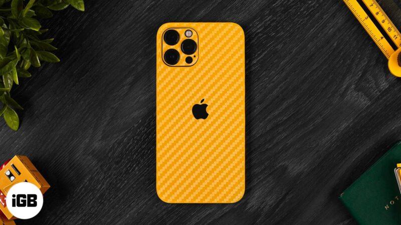 Best iPhone 12 Pro Max skins