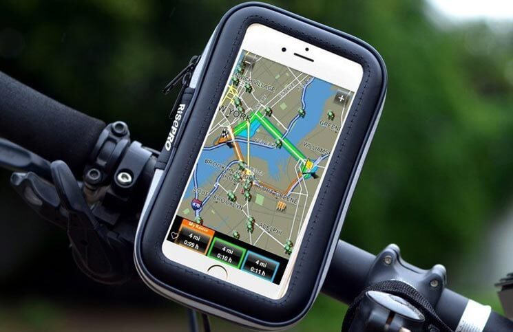 Best iPhone 5, 5s and iPhone SE Bike Mounts