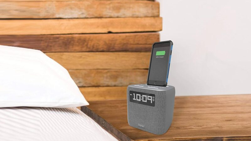 Best iPhone 5, 5s, and iPhone SE Clock Radio Docking Stations