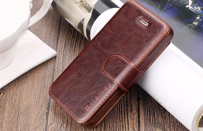 Best iPhone 5s Leather Cases