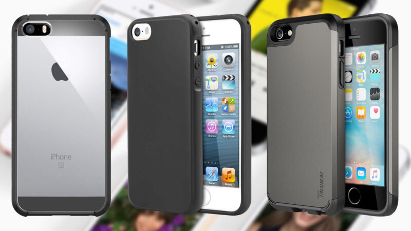 Best iPhone 5s and iPhone SE Bumper Cases
