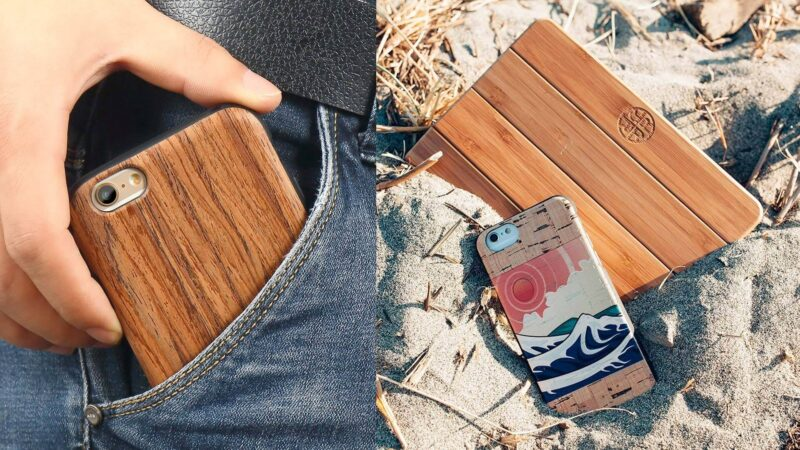 Best iPhone 6-6s Bamboo Wooden Cases