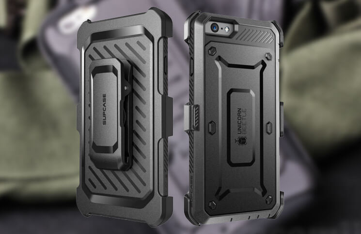 Best iPhone 6 Belt Clip Cases