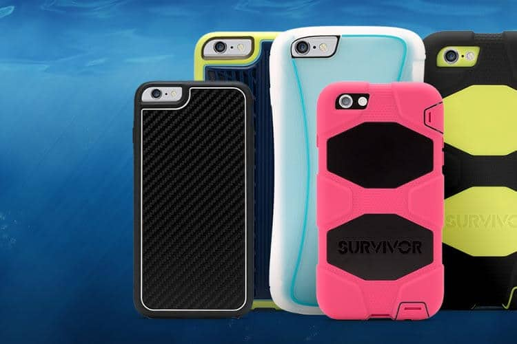 Best iPhone 6 Cases from Griffin