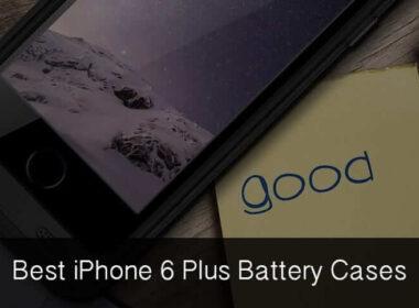 Best iPhone 6 Plus Battery Cases