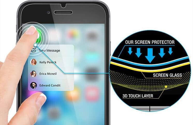 Best iPhone 6s Glass Screen Protectors