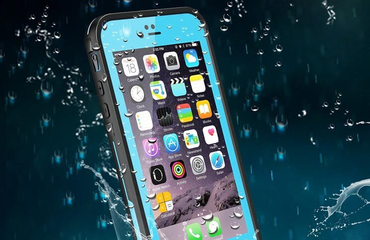 Best iPhone 6s Plus Waterproof Cases