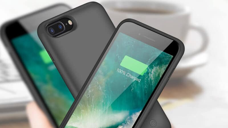 Best iPhone 7 Plus and 8 Plus Battery Cases