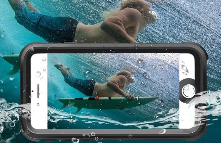 Best iPhone 7 Waterproof Cases