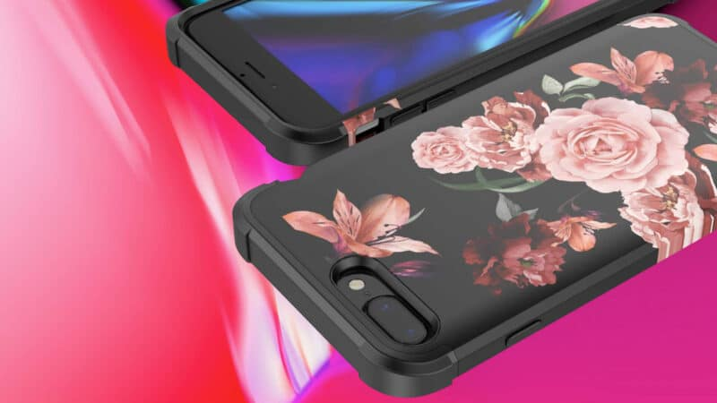 Best iPhone 8 Plus Cases for Women and Female