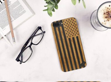 Best iPhone 8 Plus Wooden Case