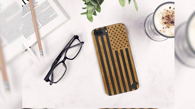 Best iPhone 8 Plus Wooden Case