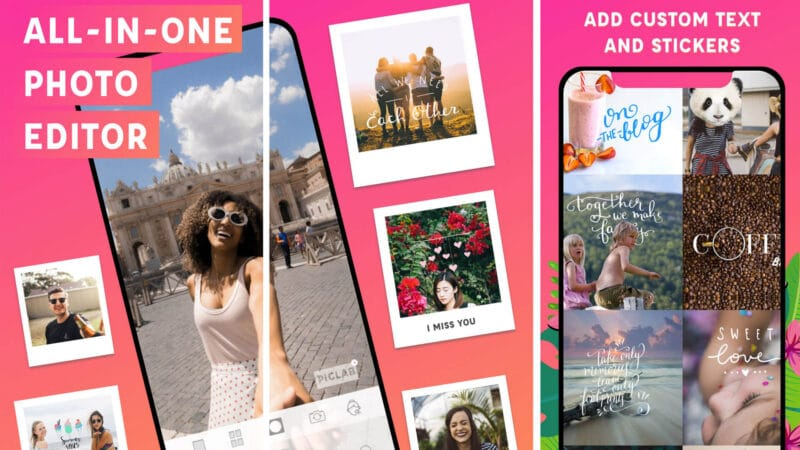 Best iPhone Apps for Adding Text to Photos